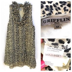 Grifflin Paris Tunic Dress